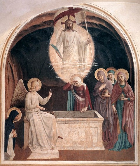 Fra Angelico   Resurrection Of Christ